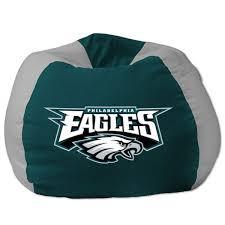 philadelphia eagles bean bag chair nflshop com