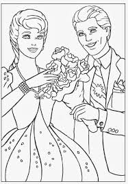 barbie coloring pictures for kid