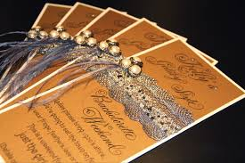 gatsby invitations gatsby wedding invites beautiful gatsby inspired invitations