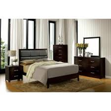 espresso queen bedroom set contemporary espresso queen king bedroom set bed
