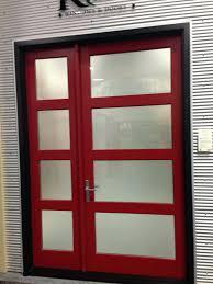 front doors modern red front door door inspirations door design