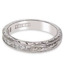 tacori wedding bands tacori platinum wedding anniversary bands ebay