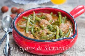 cuisiner des haricots verts haricots verts recette simple et facile les joyaux de sherazade