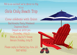 beach party invitation card and invitation ideas beach party