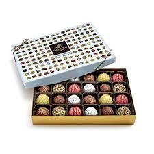 box cuisine patisserie amazon com godiva chocolatier 24 patisserie chocolate