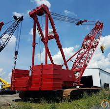 1999 manitowoc 2250 crane for in new holland pennsylvania on