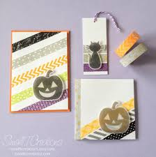 halloween washi tape small t creations my new etsy shop halloween washi tape sets