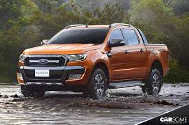 new ford truck the new ford ranger is capable powerful and smart pick up this