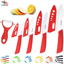 d003 findking brand top quality kitchen knife ceramic knife 3 4 5