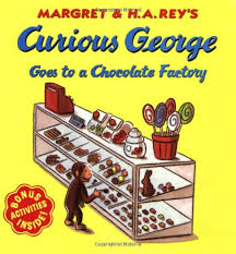 curious george chocolate factory toy sense