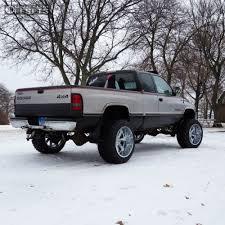 1997 dodge ram 1500 wheel offset 1997 dodge ram 1500 hella stance 5 suspension lift 5