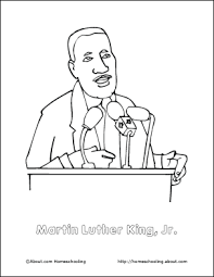 martin luther king coloring pages printable 8 printout activities for martin luther king day