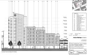 mixed response to plans for more cardiff student flats the