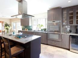Kitchen Design Color Schemes Ash Wood Bright White Shaker Door Kitchen Cabinet Color Schemes