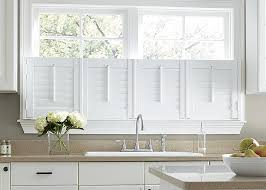 Kitchen Window Shutters Interior Interior Plantation Shutters K To Z Window Coverings