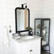 bathroom linen cabinets ikea fabrikör cabinet leaves nothing to the imagination with glass