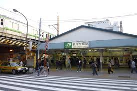 Shinagawa Station Map Shin ōkubo Station Wikipedia