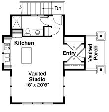 650 Square Feet Floor Plan Craftsman Style House Plan 0 Beds 1 00 Baths 575 Sq Ft Plan 124 650