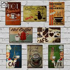 online get cheap tin signs coffe aliexpress com alibaba group