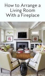 Fireplace Decorating Best 25 Furniture Around Fireplace Ideas On Pinterest How To