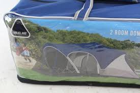 greatland 2 room dome tent with screen porch up to 8 people