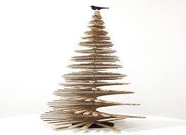 cardboard christmas tree giles miller world s largest cardboard tree inhabitat green