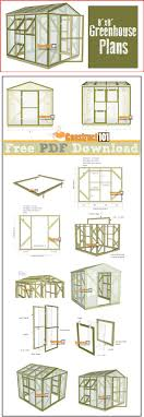 green house floor plans best 25 greenhouses ideas on diy greenhouse