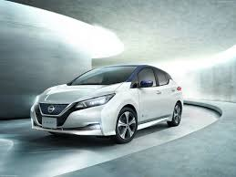 nissan leaf android auto nissan leaf 2018 pictures information u0026 specs