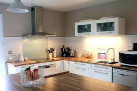 cuisine laque blanc cuisine blanc laque cuisines cuisine blanc laque et plan de