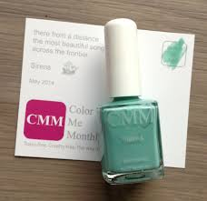 color me monthly nail polish subscription review u2013 may 2014 my