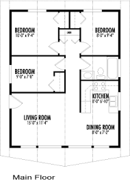 Cottage Plans by House Plans Ontario Linwood Custom Homes