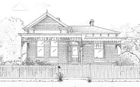 edwardian house plans edwardian house what house is that culture victoria