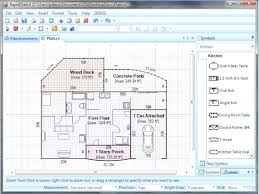free small house plans rapidsketch 2d small house plan features ground floor and garage