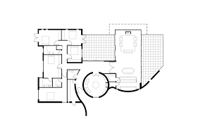 Vehicle Floor Plan Gallery Of Sea Glass House The Manser Practice Architects