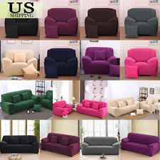 Sofa Covera Stretch Sofa Slipcover Ebay