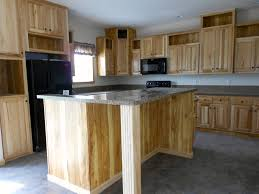 hickory kitchen island cedar ridge homes peak development