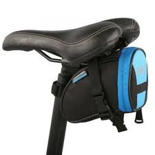 siège vélo é vtt vtt vélo arrière selle poche panier vélo siège pack vélo arrière