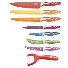 couteau cuisine ceramique royalty set de 7 couteaux éplucheur céramique achat vente