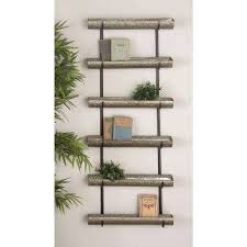 Wrought Iron Wall Planters by Vertical U0026 Wall Planters Pots U0026 Planters The Home Depot