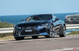 lexus 2017 lc500 2017 lexus lc 500 review video performancedrive
