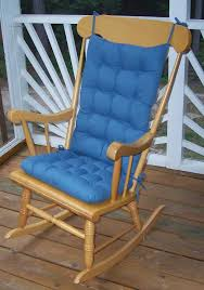 Rocking Chair Cushion Sets And More Clearance With Regard To Outdoor
