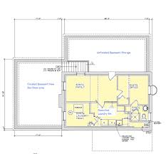basement remodeling ideas finished basement plans