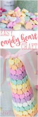 easy diy candy heart craft carrie elle