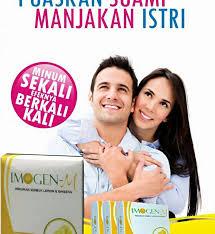 imogen m cara aman meningkatkan vitalitas pria wanita pusat