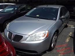 2008 used pontiac g6 4dr sedan at woodbridge public auto auction