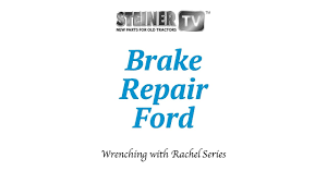 brakes on ford youtube