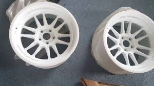 subaru cosmis my wheels came in cosmis racing wheels unboxing youtube