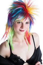 hair color put your picture 2012 punk hair color trends trendy hairstyles