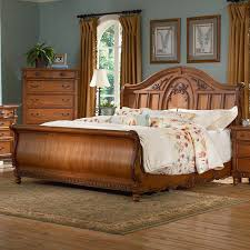 Bedroom Furniture Dreams by Love This Have To Have It Southern Heritage Oak Sleigh Bed