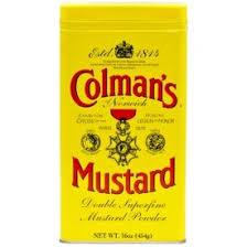 ground mustard coleman s mustard powder 16 ounce mustard